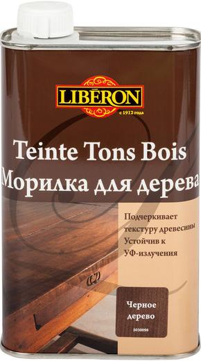 Liberon Teinte Tons Bois морилка для дерева (500 мл) светлый бук