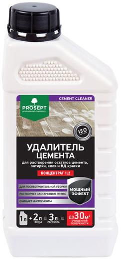 Просепт Cement Cleaner удалитель цемента