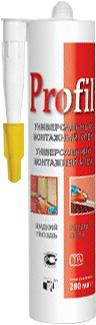 Soudal Profil универсальный монтажный клей (280 мл)