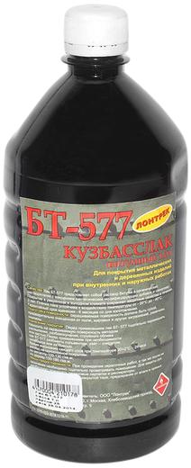 Лонтрек БТ-577 Кузбасслак лак битумный