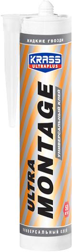 Krass Ultraplus Ultramontage жидкие гвозди универсальный клей (260 мл)