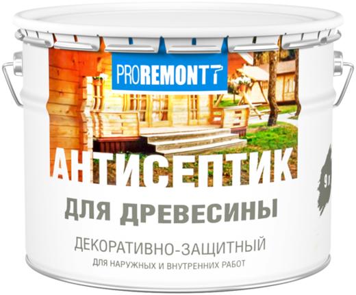 Proremontt антисептик для древесины декоративно-защитный (2.5 л) бесцветный