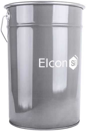 Elcon КО-8104 термостойкая эмаль (25 кг) серебристо-серая