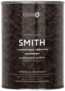 Elcon Smith кузнечная краска 3 в 1