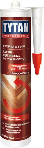 Титан Professional герметик для дерева и паркета