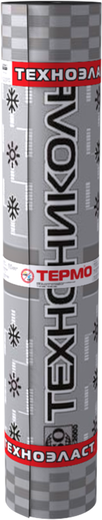 Технониколь Техноэласт ТКП Термо материал гидроизоляционный (1*10 м 5 кг/м2)