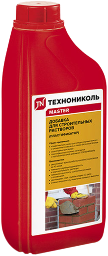 Технониколь Master добавка для строительных растворов (5 л)