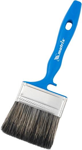 Кисть плоская для работы с водными красками Matrix Color Line Водные Краски (120 мм*35 мм) комбинированная (натуральная и искусственная) пластмасса