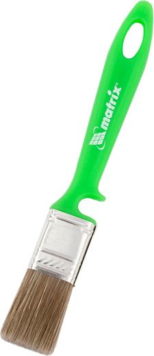 Кисть флейцевая для работы по дереву Matrix Color Line (50 мм*12 мм) комбинированная (натуральная и искусственная) пластмасса