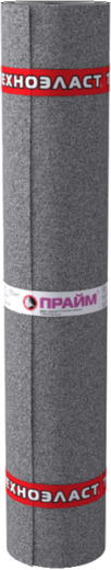Технониколь Техноэласт ЭММ Прайм материал гидроизоляционный кровельный (1*10 м) (3 кг/м2)