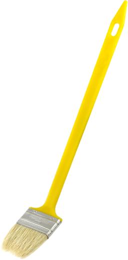 Кисть радиаторная Кедр (50 мм) натуральная пластмасса