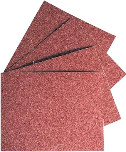 Бумага наждачная влагостойкая Бибер (280 мм*230 мм) Р150