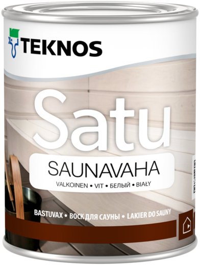 Текнос Satu Saunavaha воск для сауны