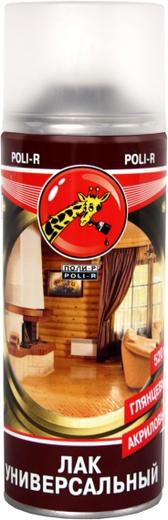 Поли-Р лак универсальный акриловый аэрозольный