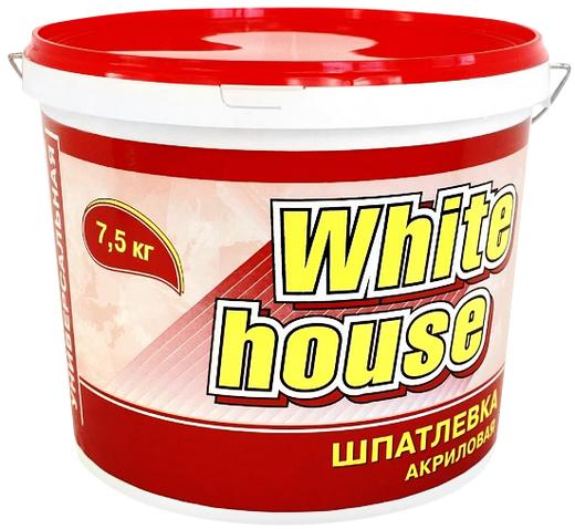 White House шпатлевка акриловая универсальная (18 кг)