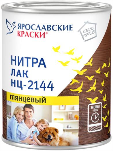 Ярославские Краски НЦ-2144 нитра лак (1.7 кг)