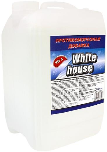 White House противоморозная добавка для бетона (10 л)