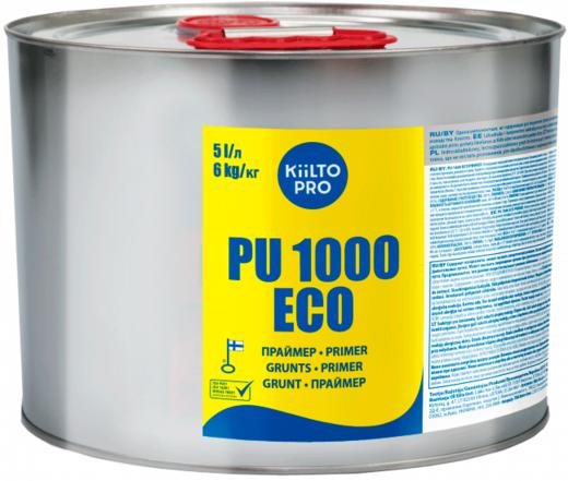 Kiilto PU 1000 Eco грунт для паркетного клея