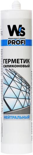 WS Profi Neutral Silicone нейтральный силиконовый герметик