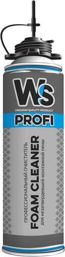 WS Profi Foam Cleaner профессиональный очиститель для незатвердевшей монтажной пены