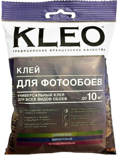 Kleo Photo 10 SF клей для фотообоев (60 г)
