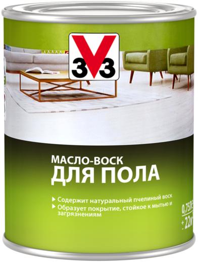 V33 масло-воск для пола