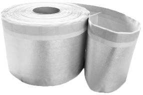 WS Profi Standart лента внутренняя пароизоляционная метализированная (120 мм*25 м)