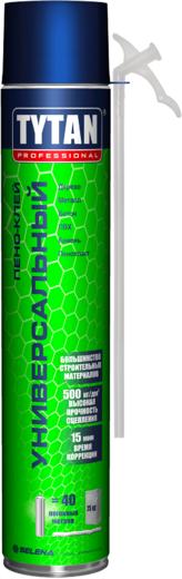 Титан Professional пено-клей универсальный (750 мл) профессиональная