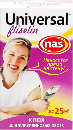 Новоколор Universal Fliselin клей для флизелиновых обоев (200 г)