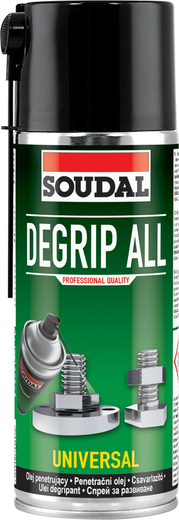 Soudal Degrip All проникающая смазка (400 мл)
