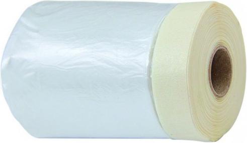 T4P пленка защитная с клейкой лентой (550 мм*20 м)