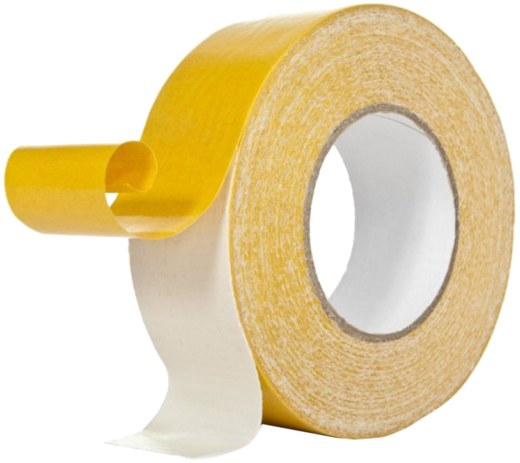 Двусторонняя клейкая лента PQtools (50 мм*10 м) полипропилен