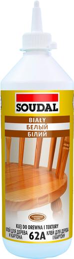 Soudal 62A клей для дерева и картона (5 кг)