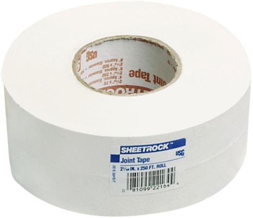 Бумажная строительная лента для заделки швов Danogips Joint Tape (52 мм*152.4 м)
