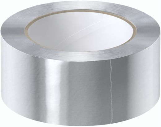 Металлизированная соединительная лента Изоспан FL (50 мм*50 м/51 мкм)