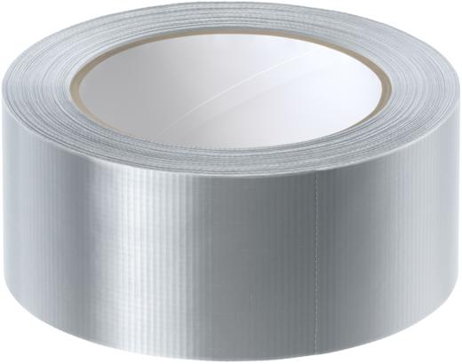 Лента армированная Термозвукоизол (50 мм*50 м/0.1 мм)
