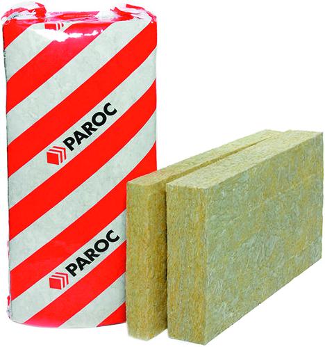 Paroc Linio 18 негорючая жесткая плита из каменной ваты (0.6*1.2 м/150 мм)