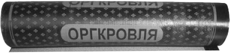 Оргкровля ХПП стеклокром (1*10 м) (3.5 кг/м2)