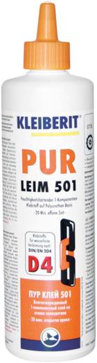 Клейберит Pur Leim 501 пур клей влагоотверждаемый 1-компонентный (1 кг)