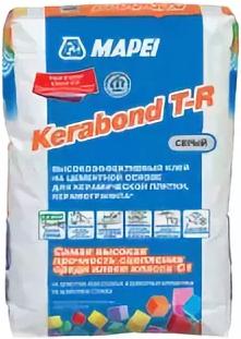 Kerabond t-r высокоэффективный на цементной основе 25 кг серый