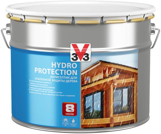V33 Hydro Protection антисептик для усиленной защиты дерева (2.5 л) скандинавская сосна