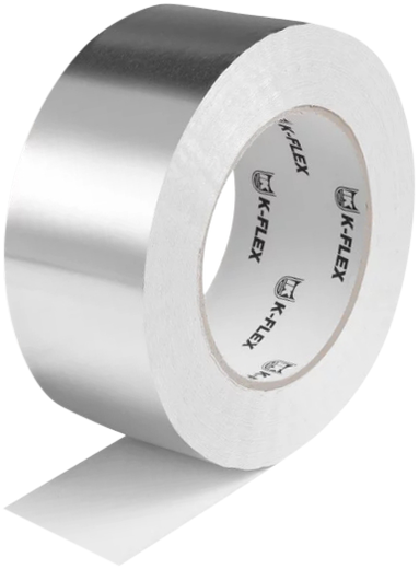 K-Flex White Clad покрытие (лента самоклеящаяся 50 мм*50 м)