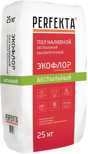 Ecofloor наливной безусадочный 20 кг