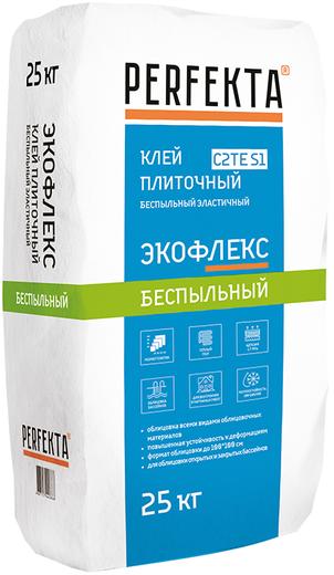 Perfekta Ecoflex эластичный клей для натурального камня, керамогранита и керамической плитки