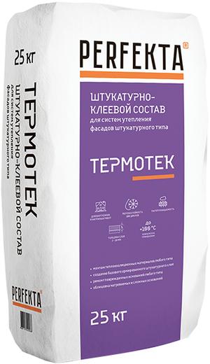 Perfekta Термотек штукатурно-клеевой состав (25 кг) зимний