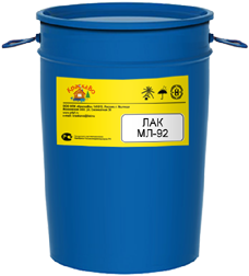 КраскаВо МЛ-92 лак электроизоляционный