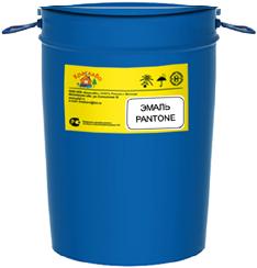 КраскаВо Pantone эмаль фасадная (20 кг) серая