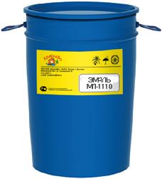 КраскаВо МЛ-1110 эмаль (10 кг) белая гладкая