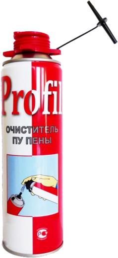 Soudal Profil очиститель полиуретановой (ПУ) монтажной пены