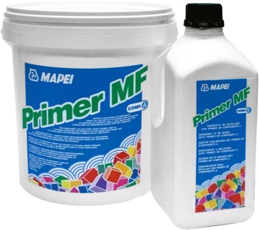 Mapei Primer MF двухкомпонентная эпоксидная грунтовка (4.5 кг)